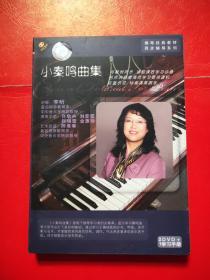 钢琴经典教材同步辅导系列-小奏鸣曲集 2DVD+1学习手册