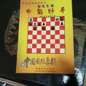 国际象棋升级指南-中国国际象棋2004.2 (平装)