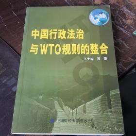 中国行政法治与WTO规则的整合