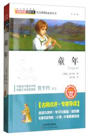 经典名著轻松读  语文新课标必读丛书:童年