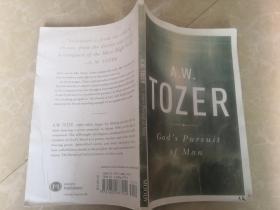 A W TOZER GOD S PURSUIT OF MAN