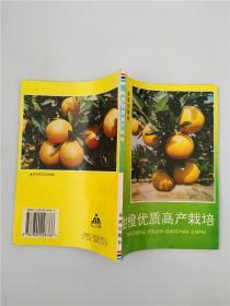 甜橙优质高产栽培