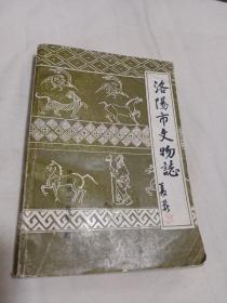 洛阳市文物志(征求意见稿)