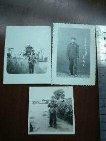 老照片:军人照片3张