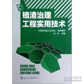 铬渣治理工程实用技术