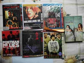靖国等7张DVD