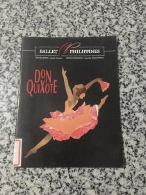 BALLET PHILIPPINES:菲律宾芭蕾舞团(外文原版)16开 详情见图