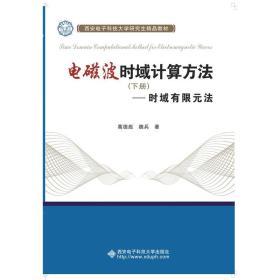 电磁波时域计算方法(下册)——时域有限元法