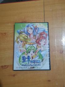 【游戏光盘】圣章女神传说【2CD+1使用手册】