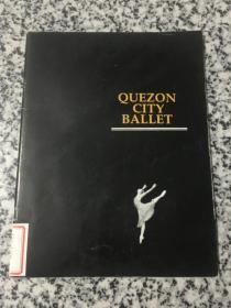 QUEZON CITY BALLET(菲律宾芭蕾舞团画册)16开 详情见图为准
