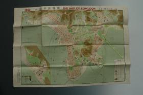 1962年旧地图