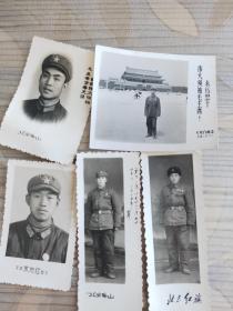 有林彪题词和永远忠于毛主席的老相片五张打包出售