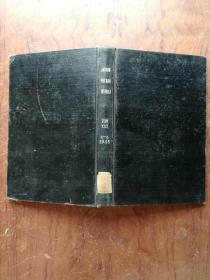 【2622  БОТАНИ ЧЕСКНЙ ЖУРНАЛ植物學雜志 1945年1--6  俄文原版  精裝