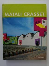 英文原版 MATALI CRASSET SPACES 2000--2007 (英文原版 馬塔麗?克拉賽特2000年至2007年空間  )