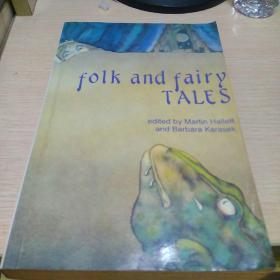 《folk  and  fairy  TALES》