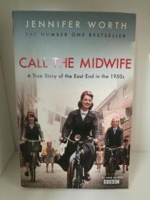 英剧 呼叫助产士 Call the midwife:A True Story of the East End in the 1950s by Jennifer Worth (BBC英剧原著)英文原版书