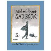 Michael Rosen's Sad Book 英文原版儿童绘本
