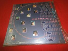 白胶唱片镭射影碟: 碟圣宝丽金卡拉OK(无歌名单)(品相见描述)
