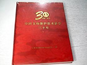 中国文物保护技术协会三十年