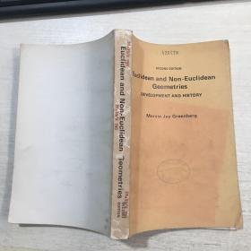 Euclidean and Non-Euclidean Geometries:Development and History  欧氏与非欧氏几何 第2版 (英文)(英文,全网最低价)