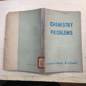 CHEMISTRY PROBLEMS化学问题(英文)第2版