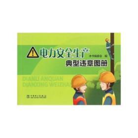 电力安全生产典型违章图册 正版 《电力安全生产典型违章图册》编委会  9787512376700