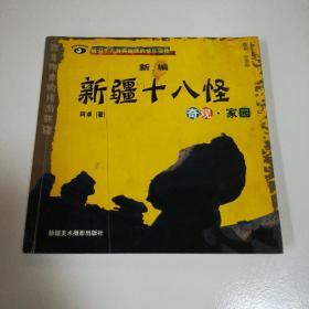 新编新疆十八怪:奇怪·家园