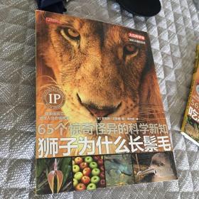 知识大爆炸系列:狮子为什么长鬃毛