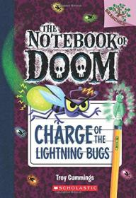 A Branches Book: The Notebook of Doom #8: Charge 学乐桥梁书大树系列之毁灭日记8: Charge指控