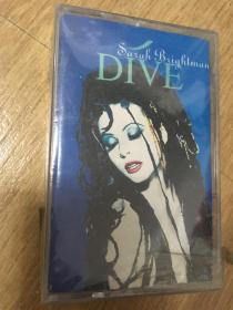 国外原版磁带 Sarah Brightman  Dive
