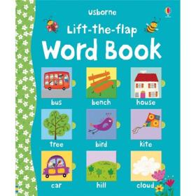 Lift-the-Flap Word Book (Board)