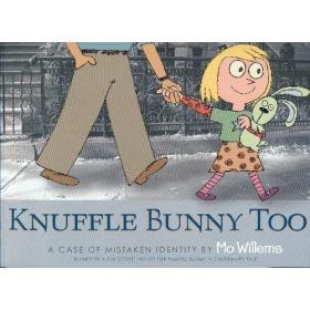 Knuffle Bunny Too (by Mo Willems) 古纳什小兔又来了:错认案例一则(凯迪克奖)