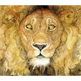 The Lion and the Mouse (2010 Caldecott Medal Award)狮子和老鼠 (2010凯迪克金奖绘本,平装)