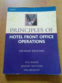 PRINCIPLES OF HOTEL FRONT OFFICE OPERATIONS酒店前厅部运作原则