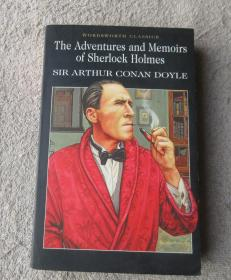 The Adventures and Memoirs of Sherlock Holmes (Wordsworth Classics)