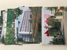 80年代山东大学明信片