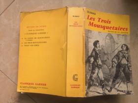 Alexandre Dumas : Les Trois Mousquetaires 大仲马 三个火枪手【法语】