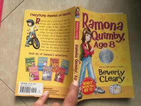 Ramona Quimby, Age 8  雷蒙娜8岁