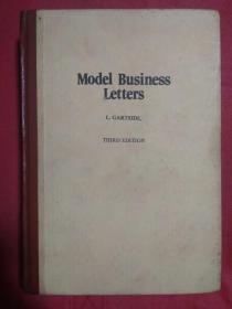 标准商业书信 Model Business Letters