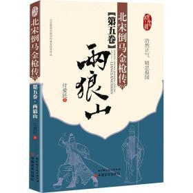 XN-JW北宋倒马金枪传(第五卷)两狼山