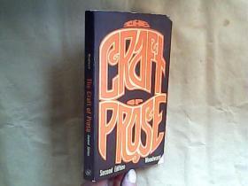 英文原版 Woodward the craft of prose Second Edition  书内个别页面稍有划线