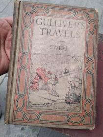 GULLIVERSTRAVELS SWIFT 格列佛游记   1914年版