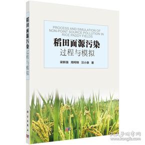 稻田面源污染过程与模拟