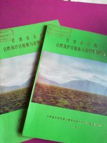 甘肃省安西自然保护区植被与动物考察报告上下册