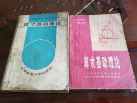 算术基础理论 两册