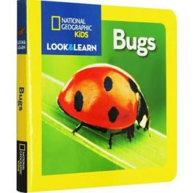 National Geographic Kids Look and Learn: Bugs 纸板书