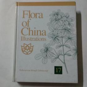 中国植物志图集 第17卷(英文版)