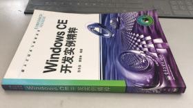Windows CE开发实例精粹