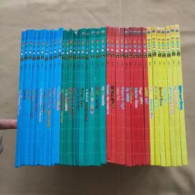 布朗儿童英语 Level 1、2、3、4级 全套40册