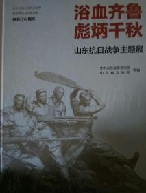 浴血齐鲁彪炳千秋-山东抗日战争主题展